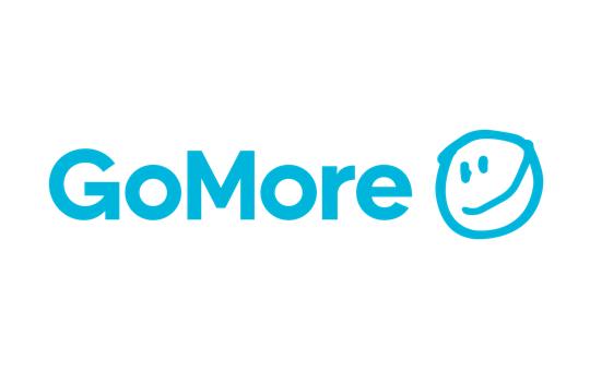Press logo blue gomore