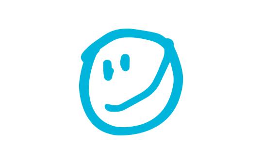 Press logo symbol amovens