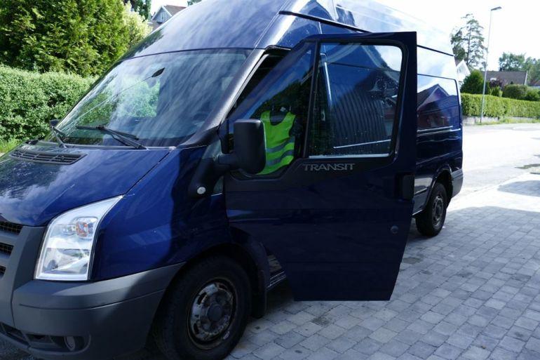 Billig leie av Ford Transit  i nærheten av 0655 Oslo.