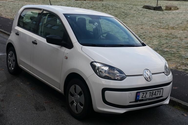 Billig leie av VW Up  i nærheten av 5163 Bergen.