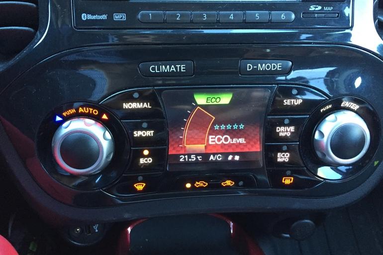 Billig leie av Nissan Juke med Bluetooth nærheten av 0655 Oslo.