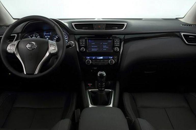 Alquiler barato de Nissan Qashqai 1.5dci Acenta 4x2 con equipamiento Fijaciones Isofix cerca de 08023 Barcelona.