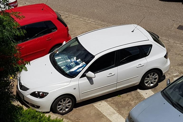 Alquiler barato de Mazda Mazda3 2.0 Crtd Active+ cerca de 41007 Sevilla.