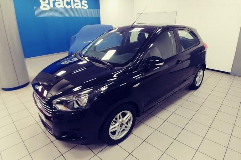 Alquiler barato de Ford Ka 1.2 Trend+ con equipamiento Portaequipajes cerca de 28027 Madrid.