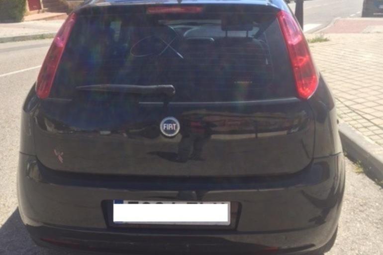 Alquiler barato de Fiat Punto 1.3 Mjt 75 Pop cerca de 28008 Madrid.