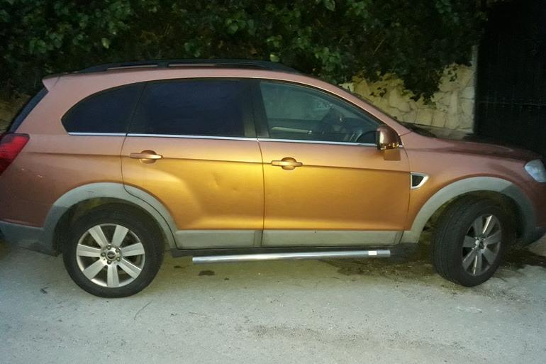 Alquiler barato de Chevrolet-Gm Captiva 2.0 Vcdi Ls7+ 7plz con equipamiento Neumáticos de invierno cerca de 29130 Alhaurín de la Torre.