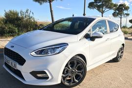 Ford Fiesta 1.0 Ecoboost 100 S/S St-L