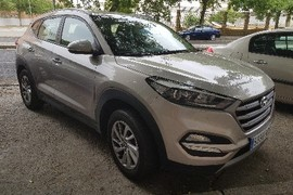 Hyundai Tucson 1.7crdi Bd Klass Nav 4x2