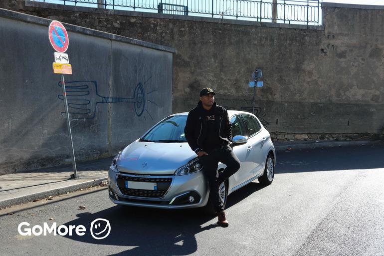 Location économique de voiture de Peugeot 208 proche de 94420 Le Plessis-Trévise.