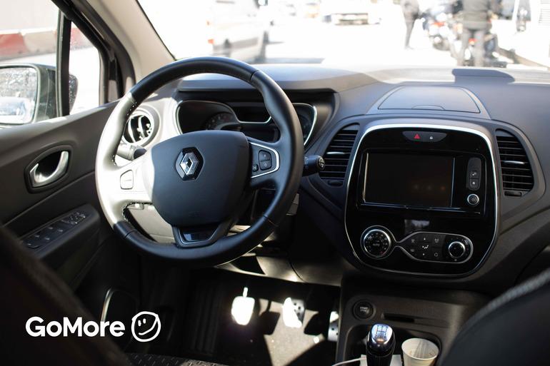 Location économique de voiture de Renault Captur avec Lecteur de CD proche de 75012 Paris-12E-Arrondissement.