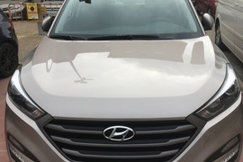 Hyundai Tucson 1.7crdi Bd Klass Sky 4x2