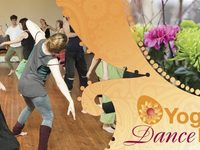 Ängsbacka Yoga and Dance Easter Festival