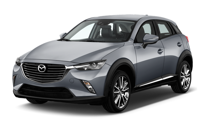 Billig privatleasing av Mazda CX3 Optimum 4x4  | GoMore