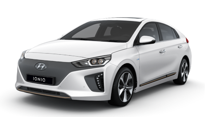 Billig privatleasing av Hyundai Ioniq Electric 24 md. | GoMore