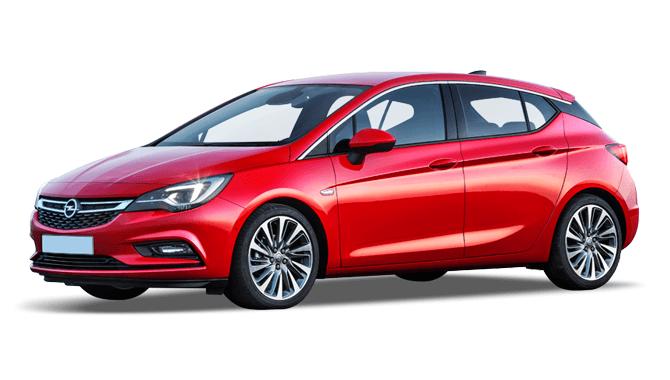 Opel Astra HB Automatgear