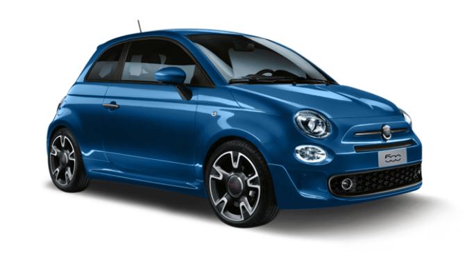 Fiat 500 Sportiva