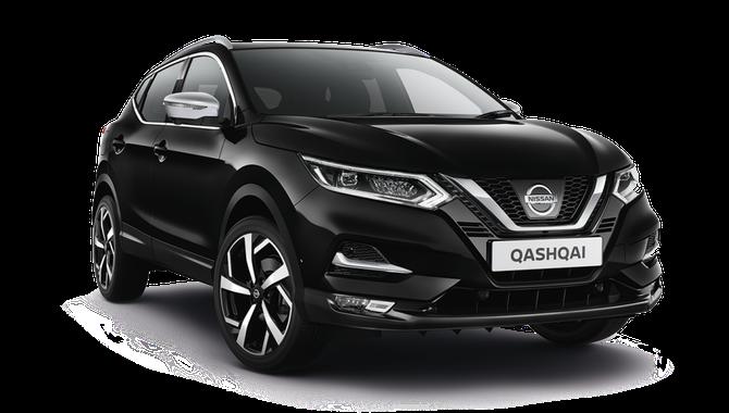 SUV - Nissan Qashqai el. lign.