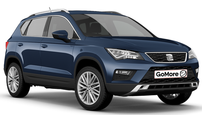 Location SEAT ATECA REFERENCE 1.0 TSI 115 S/S BVM6 MY19 | GoMore
