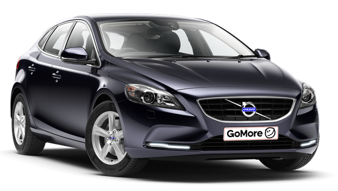 Location VOLVO V40 MOMENTUM BUSINESS D2 120 GEARTRONIC 9 | GoMore