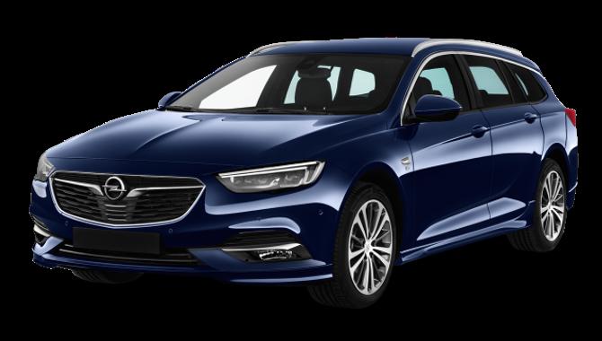 Opel Insignia Automatgear
