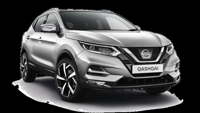 Billig privatleasing af Nissan Qashqai Acenta | GoMore