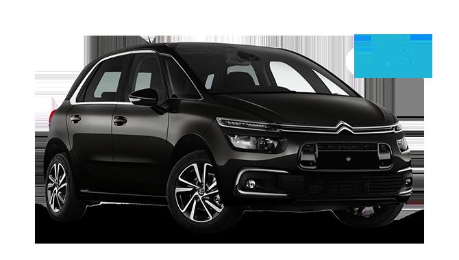 Location Citroën C4 SPACETOURER  1.5 BLUEHDI 130 Feel | GoMore