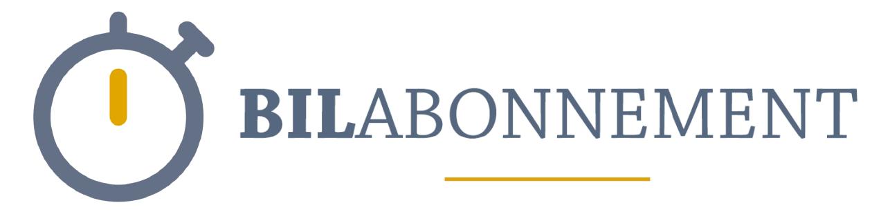 Bilabonnement.dk logo